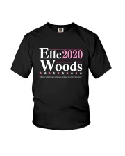 Elle Woods 2020 Shirt Youth T-Shirt thumbnail