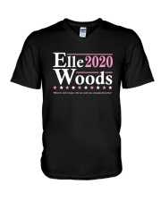 Elle Woods 2020 Shirt V-Neck T-Shirt thumbnail