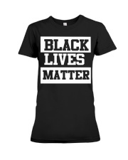 Black Lives Matter 56 Of People In Indiana's Shirt Premium Fit Ladies Tee thumbnail