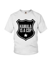 Tim Miller Kamala Is A Cop Shirt Youth T-Shirt thumbnail