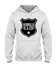 Tim Miller Kamala Is A Cop Shirt Hooded Sweatshirt thumbnail