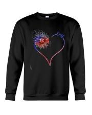 Heart Diamond Sunflower Emt Shirt Crewneck Sweatshirt thumbnail