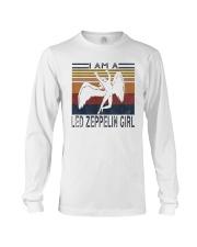 Vintage I Am A Led Zeppelin Girl Shirt Long Sleeve Tee thumbnail