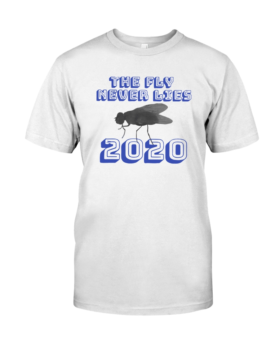 Vice Presidential The Fly Never Lies 2020 Shirt Classic T-Shirt