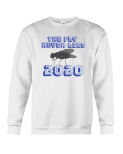 Vice Presidential The Fly Never Lies 2020 Shirt Crewneck Sweatshirt thumbnail