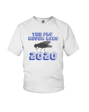 Vice Presidential The Fly Never Lies 2020 Shirt Youth T-Shirt thumbnail