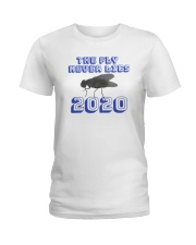 Vice Presidential The Fly Never Lies 2020 Shirt Ladies T-Shirt thumbnail