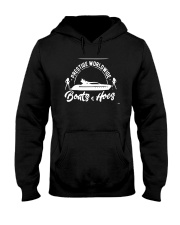 Boats And Hoes Shirt Step Brothers Hooded Sweatshirt thumbnail