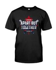 Baseball 2020 Apart But Together Toronto Shirt Premium Fit Mens Tee front
