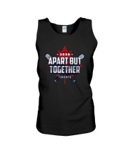 Baseball 2020 Apart But Together Toronto Shirt Unisex Tank thumbnail