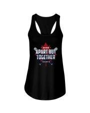 Baseball 2020 Apart But Together Toronto Shirt Ladies Flowy Tank thumbnail