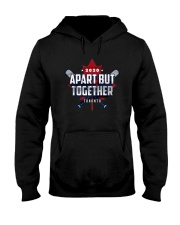 Baseball 2020 Apart But Together Toronto Shirt Hooded Sweatshirt thumbnail