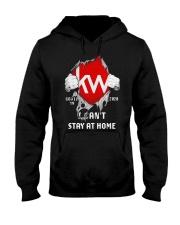 Blood Inside Me Kw Covid 19 2020 I Cant Stay Shirt Hooded Sweatshirt thumbnail