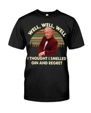Vintage Leslie Jordan Well Well Well I Shirt Classic T-Shirt front
