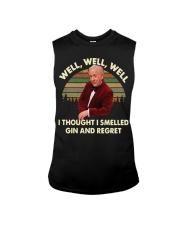 Vintage Leslie Jordan Well Well Well I Shirt Sleeveless Tee thumbnail