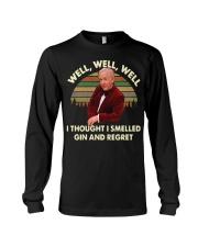 Vintage Leslie Jordan Well Well Well I Shirt Long Sleeve Tee thumbnail