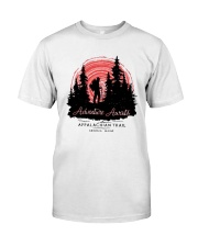 Adventure Awaits Appalachian Trail Shirt Classic T-Shirt front
