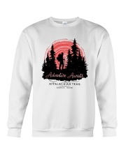 Adventure Awaits Appalachian Trail Shirt Crewneck Sweatshirt thumbnail