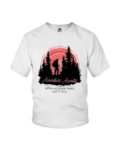 Adventure Awaits Appalachian Trail Shirt Youth T-Shirt thumbnail