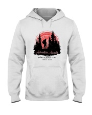 Adventure Awaits Appalachian Trail Shirt Hooded Sweatshirt thumbnail