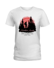 Adventure Awaits Appalachian Trail Shirt Ladies T-Shirt thumbnail