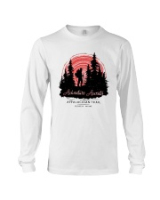 Adventure Awaits Appalachian Trail Shirt Long Sleeve Tee thumbnail
