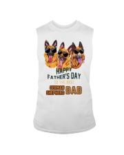 Happy Fathers Day To The Best German Dad Shirt Sleeveless Tee thumbnail