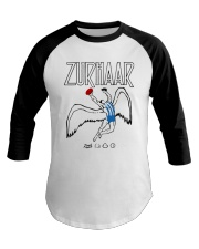 Icaro Led Zeppelin Zurhaar Shirt Baseball Tee tile