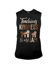 Teaching Kindness Is My Jam Shirt Sleeveless Tee thumbnail
