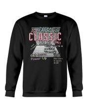 I Love Eating Classic Get Down Power Up Shirt Crewneck Sweatshirt thumbnail