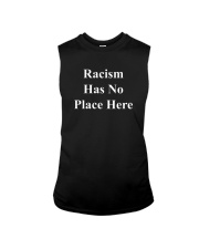 Whole Foods Racism Has No Place Here Shirt Sleeveless Tee thumbnail