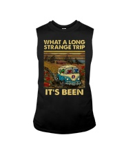 Vintage What A Long Strange Trip It's Been Shirt Sleeveless Tee thumbnail