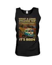 Vintage What A Long Strange Trip It's Been Shirt Unisex Tank thumbnail