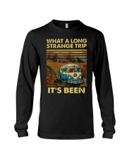 Vintage What A Long Strange Trip It's Been Shirt Long Sleeve Tee thumbnail