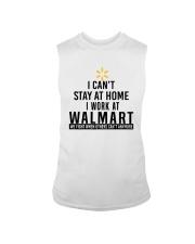 I Can't Stay At Home I Work At Walmart Shirt Sleeveless Tee thumbnail
