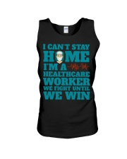 I Cant Stay Home Im A Healthcare Worker Shirt Unisex Tank thumbnail