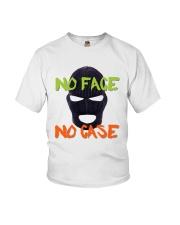 Dylan Bostic No Face No Case Shirt Youth T-Shirt thumbnail