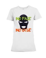 Dylan Bostic No Face No Case Shirt Premium Fit Ladies Tee thumbnail