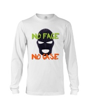 Dylan Bostic No Face No Case Shirt Long Sleeve Tee thumbnail
