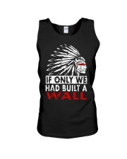 If Only We Had Built A Wall Shirt Unisex Tank thumbnail