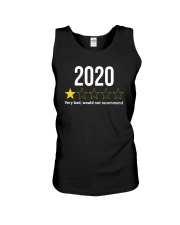 2020 Would Not Recommend Shirt Unisex Tank thumbnail