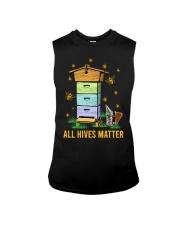 Bees All Hives Matter Shirt Sleeveless Tee thumbnail