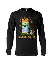 Bees All Hives Matter Shirt Long Sleeve Tee thumbnail