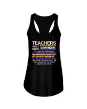 Teacher Needs Good Coworkers Not Coworkers Shirt Ladies Flowy Tank thumbnail