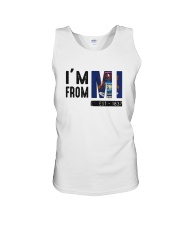 Im From Michigan Est 1837 Shirt Unisex Tank thumbnail