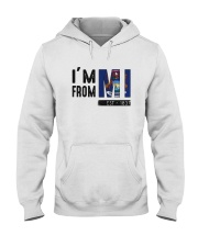 Im From Michigan Est 1837 Shirt Hooded Sweatshirt thumbnail
