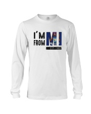 Im From Michigan Est 1837 Shirt Long Sleeve Tee thumbnail