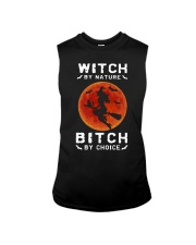 Witch By Nature Bitch By Choice Shirt Sleeveless Tee thumbnail