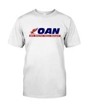 Mike Gundy Oan T Shirt Classic T-Shirt front