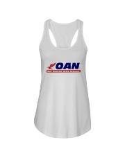 Mike Gundy Oan T Shirt Ladies Flowy Tank thumbnail